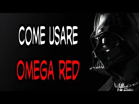 Come usare OMEGA RED Marvel sfida dei campioni
