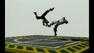 Virtua Fighter 3tb History mode