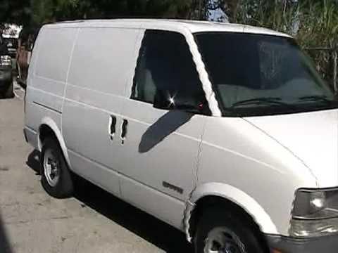 For Sale 2001 Gmc Safari Cargo Van Www Southeastcarsales Net Youtube