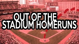 MLB: Out of the Park Homeruns (HD)