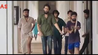 Queen Malayalam Movie  Mass Fight