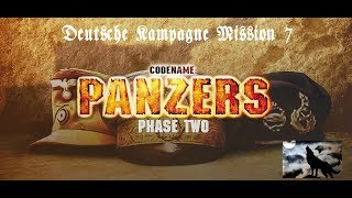 Codename Panzers Phase Two Mission 7