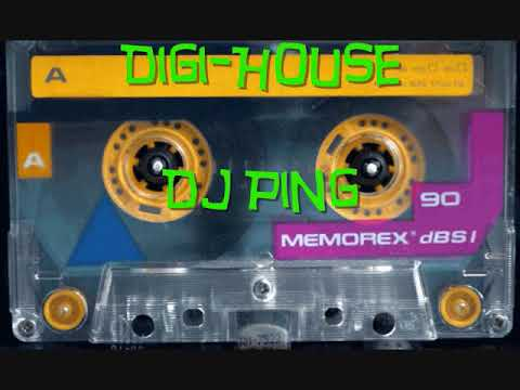 Digi House - Dj Ping 90's Chicago House Mix Ghetto House Hard House B96 Old School Techno