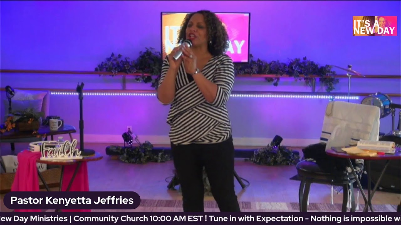 It's A New Day with Kenyetta Jeffries