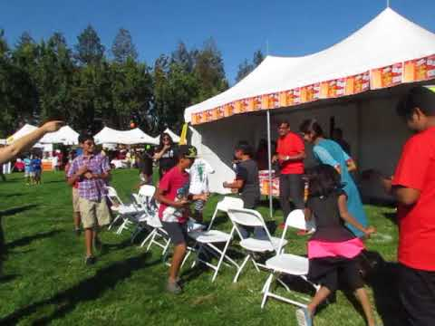 Musical Chairs at Cupertino Diwali 2017