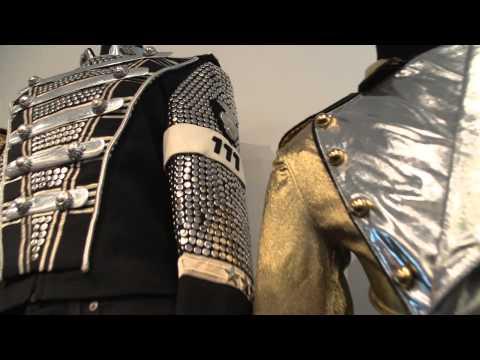 Mchael Jackson Stage Costumes ( Camera/Director/Editor )