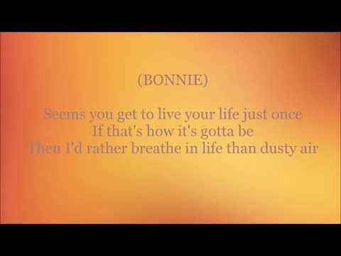 Dyin' Ain't So Bad (Reprise) Karaoke / Instrumental Bonnie & Clyde