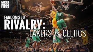 Best Rivalries Of All-Time: Lakers Vs. Celtics - Fandom 250