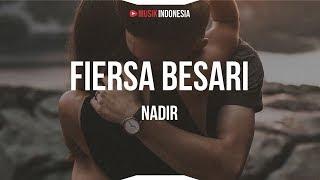 Fiersa Besari - Nadir  (Lyrics)