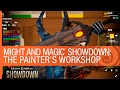 Might and Magic® Showdown: The Painter's Workshop
