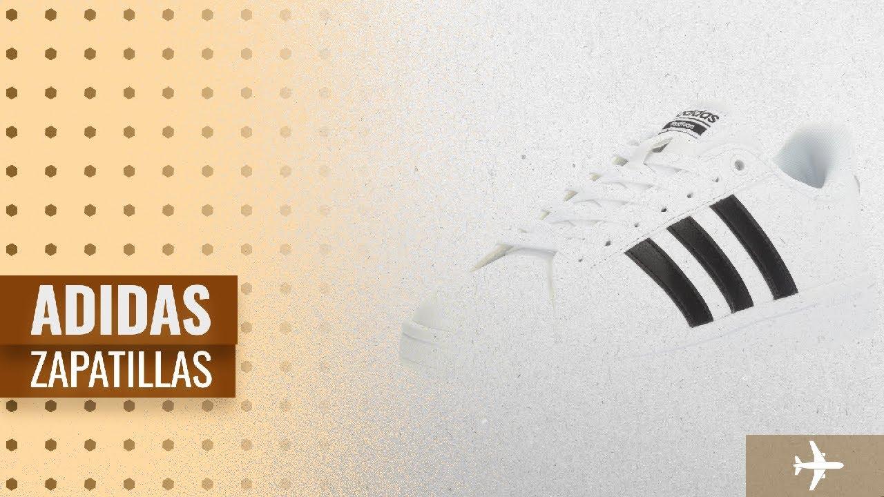adidas Women's CF Advantage CL W Sneaker, BlackBlackUtility Black, 5 Medium US
