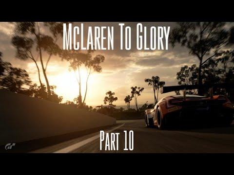 "Gran Turismo Sport McLaren To Glory Part 10: ""Channel Change"" thumbnail"