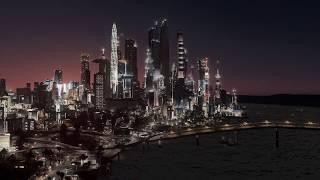 Cities: Skylines - Bustling Futuristic Metropolis Tour