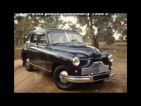 Restoration of a 1949 Standard Vanguard