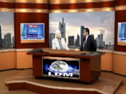 """LDM NEWS: Dr. Charles E. Bailey M.D. Interview of new book """"WAFU""""  Part 2 OF 2"""