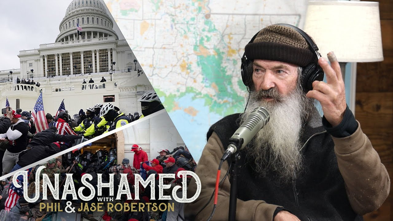 Phil Robertson's Answer to Capitol Violence and American Chaos | Ep 204