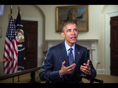Weekly Address: Pass the USA Freedom Act