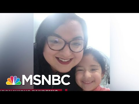 A Single Mother Details Her Pandemic Financial Struggle | Katy Tur | MSNBC