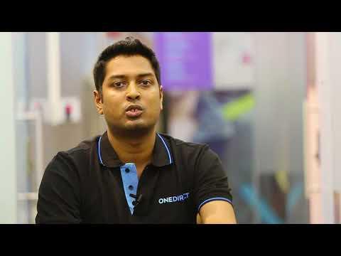 OneDirect - Vishrut Chalsani (Co-Founder & CEO) | iimjobs.com