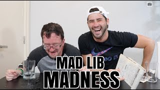 Mad Lib Madness Pt 9