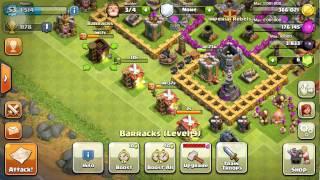 GoArCh Low Buget Raid Strategy! - Clash Of Clans R...