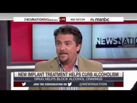 New anti alcoholism drug saved actor Jeremy Miller