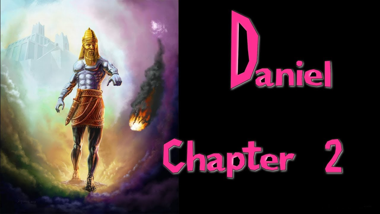 Bible Study - Daniel Chapter 2 - Metal Image Prophecy - Part 1