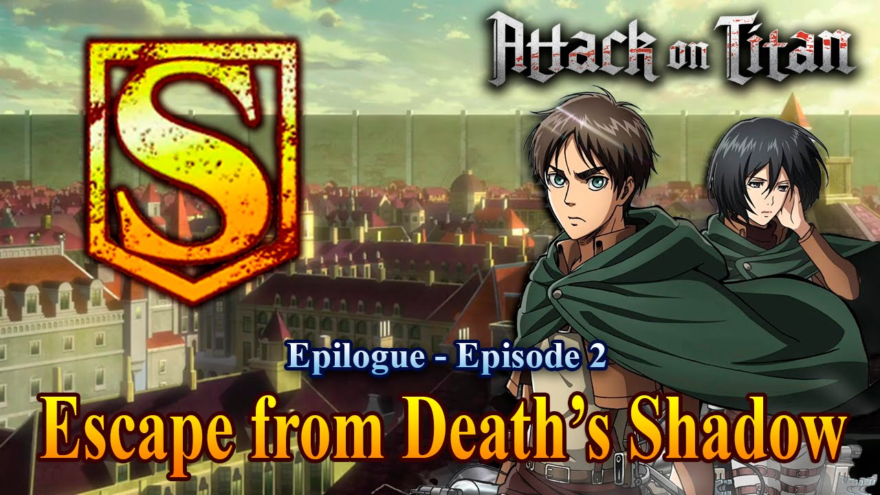 Attack on Titan PS4 | Epilogue - Episode 2 | S Rank and ...