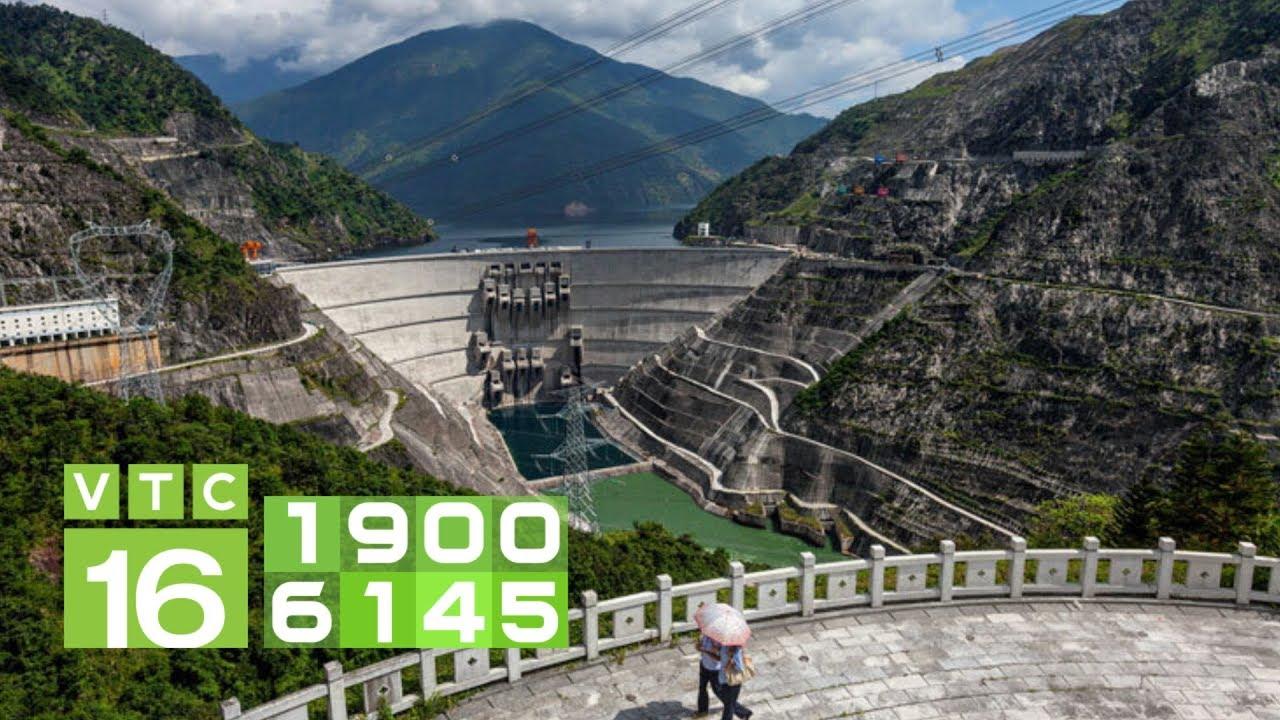 Trung Quốc xây thủy điện như nấm, sông Mekong cạn nước | VTC16