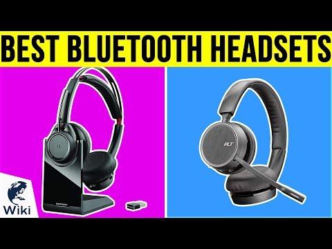 10 Best Bluetooth Headsets 2019