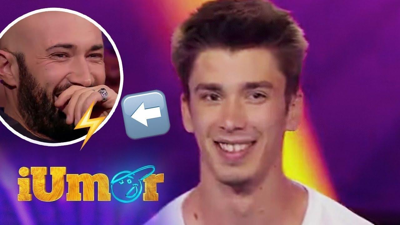 Best of Andrei Cojocaru, la iUmor! Cele mai bune momente ale câștigătorului sezonului cinci