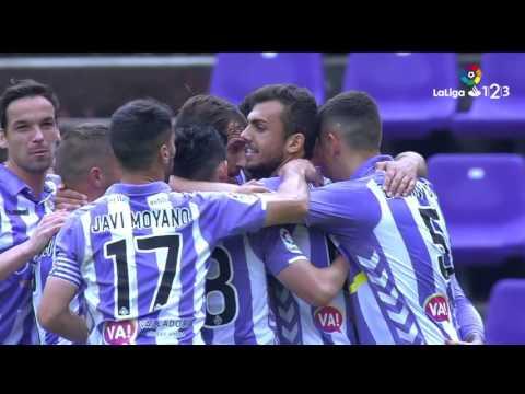 Resumen de Real Valladolid vs RCD Mallorca (2-1)