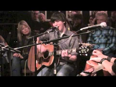 """Chris Monaghan -""""Why"""" Dedicated to those touched by suicide. Bluebird Cafe, Nashville TN 10/26/13"""