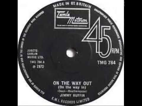Jimmy Ruffin - On the way out (on the way in) mp3
