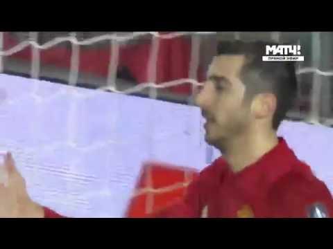 Гол Генриха Мхитаряна   Манчестер Юнайтед 3 0 Уиган