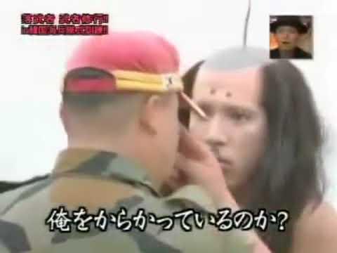 【落武者】韓国陸軍訓練 South Korean Army
