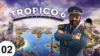 Tropico 6 | 02 | Gold für viva la Revololzion | deutsch
