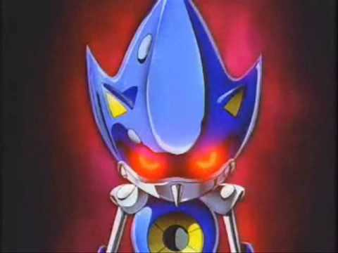 The Hyper Metal Sonic Youtube