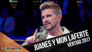 Juanes y su relación con Mon Laferte   Vértigo 2017