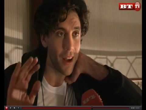 Mika interview - in Denmark (Accidents)