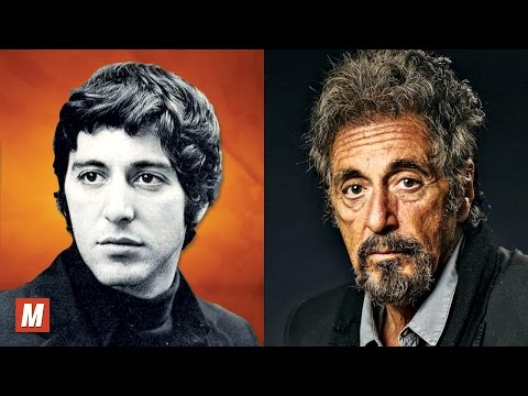 Al Pacino  From 1 To 76 Years Old