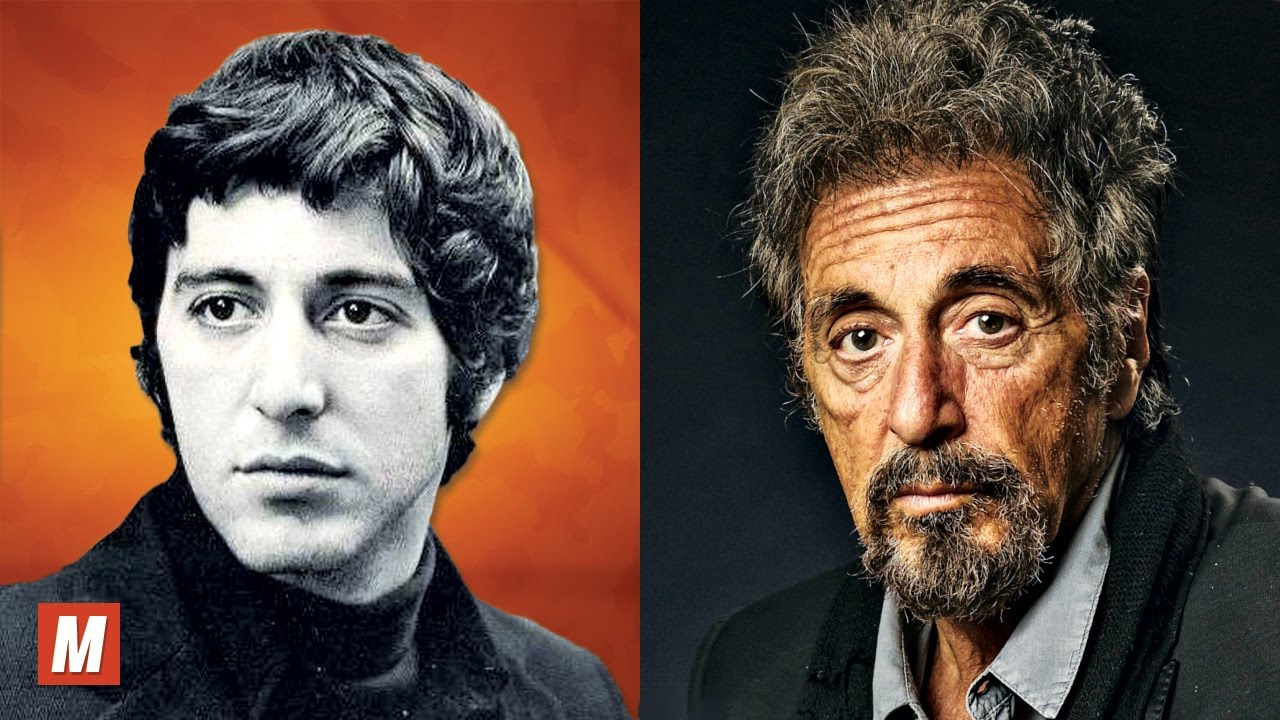Young Al Pacino Godfather