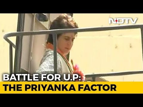 Priyanka Gandhi Vadra's UP Roadshow Shortly, Brother Rahul By Her Side