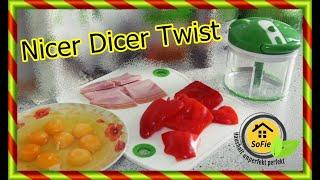 Omelette Nicer Dicer Twist Rezept SoFie Haushalt Unperfekt Perfekt