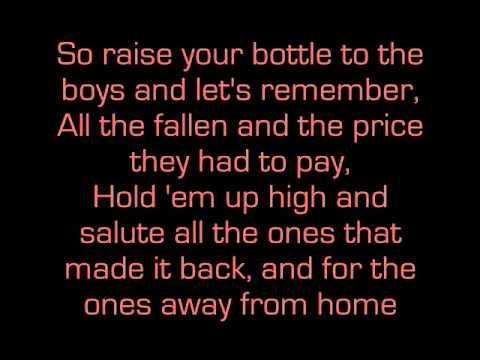 Raise Your Bottle lyrics Aaron Watson