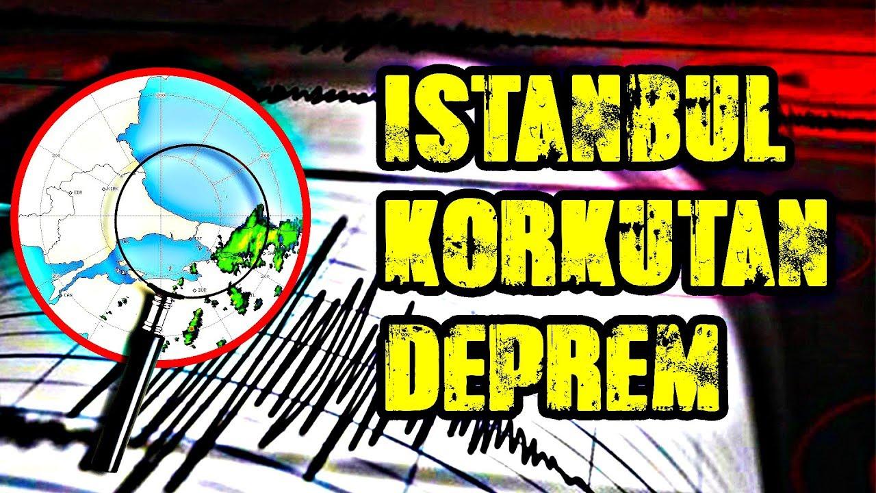 BÜYÜK İSTANBUL DEPREMİ İÇİN ALARMA GEÇİLDİ (Kuzey Anadolu Fay Hattı)