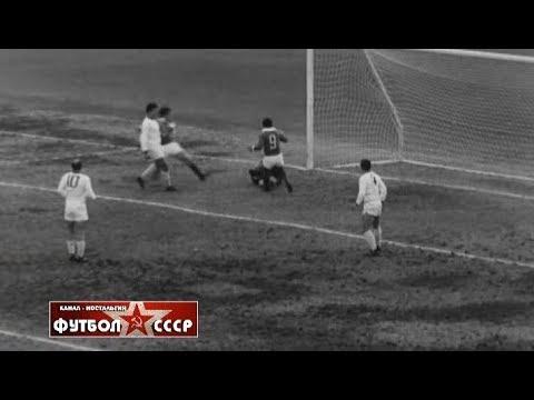 1971 Арарат (Ереван) - Карпаты (Львов) 1-1 Чемпионат СССР по футболу, полный обзор