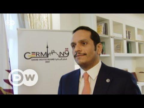 "Qatari FM: Saudis ""refuse to engage in dialogue"" | DW English"