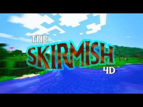 The Skirmish 4D #01 - В ОТПУСК ЛЮБОЙ ЦЕНОЙ - майнкрафт магическая сборка 1.12.2 с модами