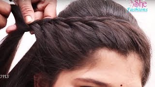 Easy beautiful hairstyle for Long Hair 2018 ★ Hairstyle video tutorial ★ Everyday hairstyles